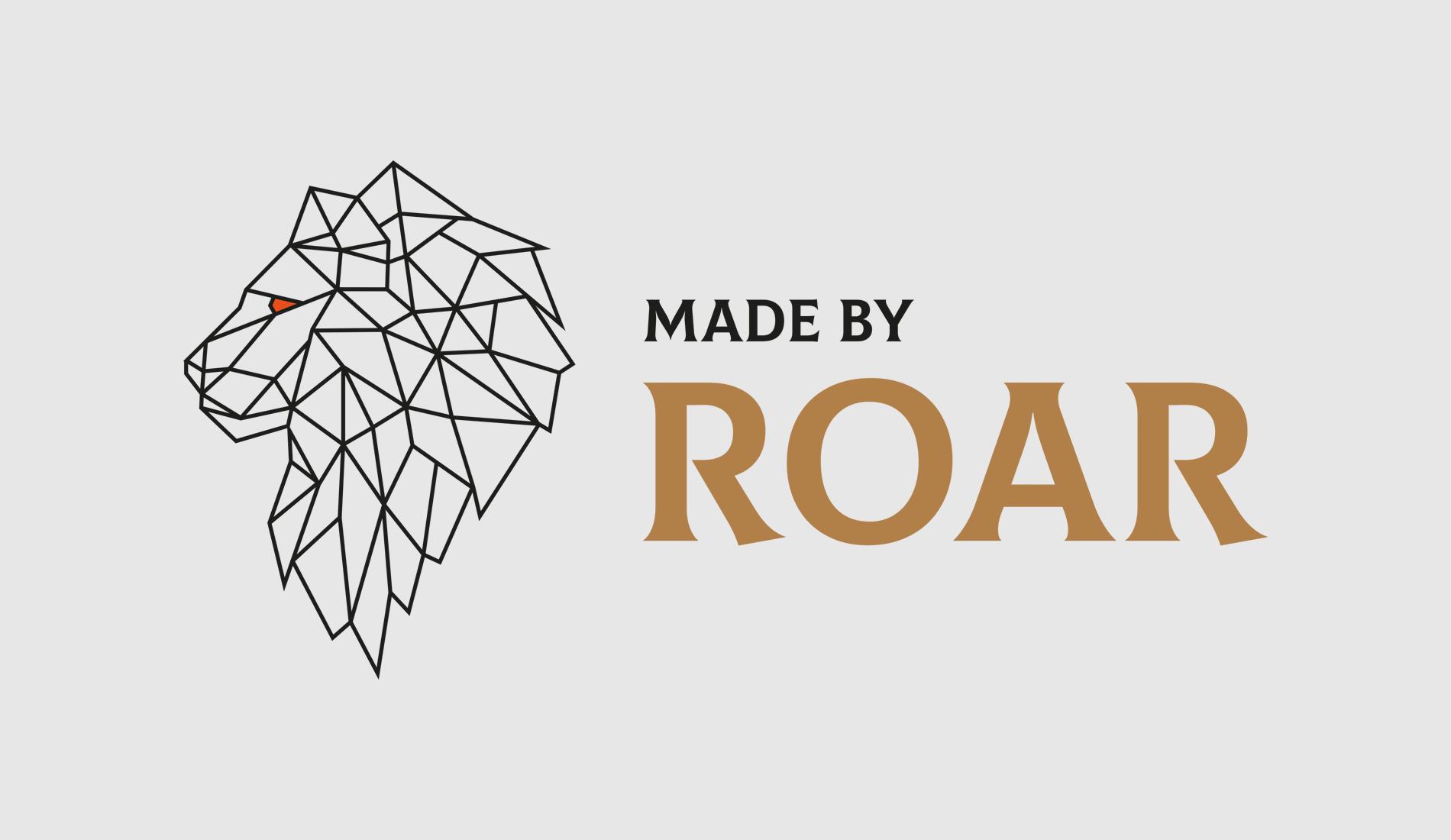 Made by Roar Branding