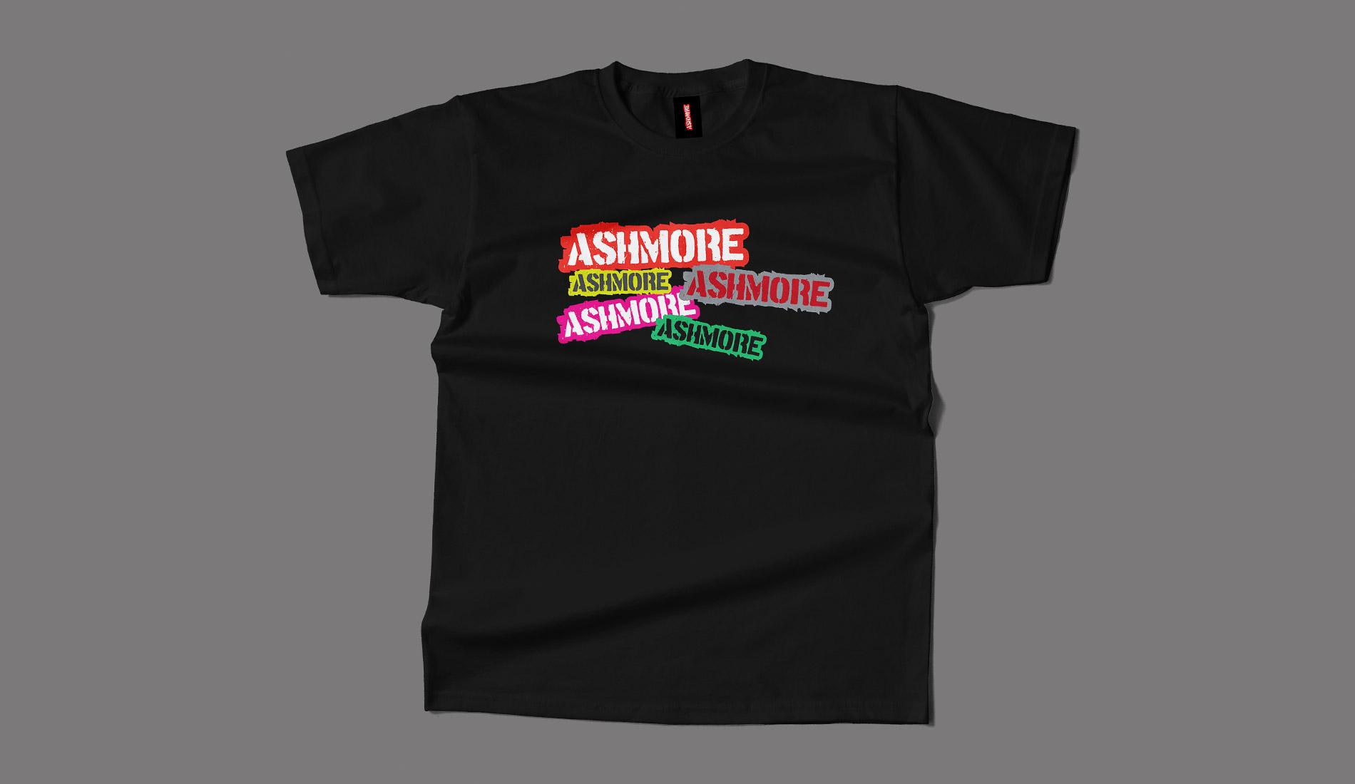 Ashmore Skate Park Branding